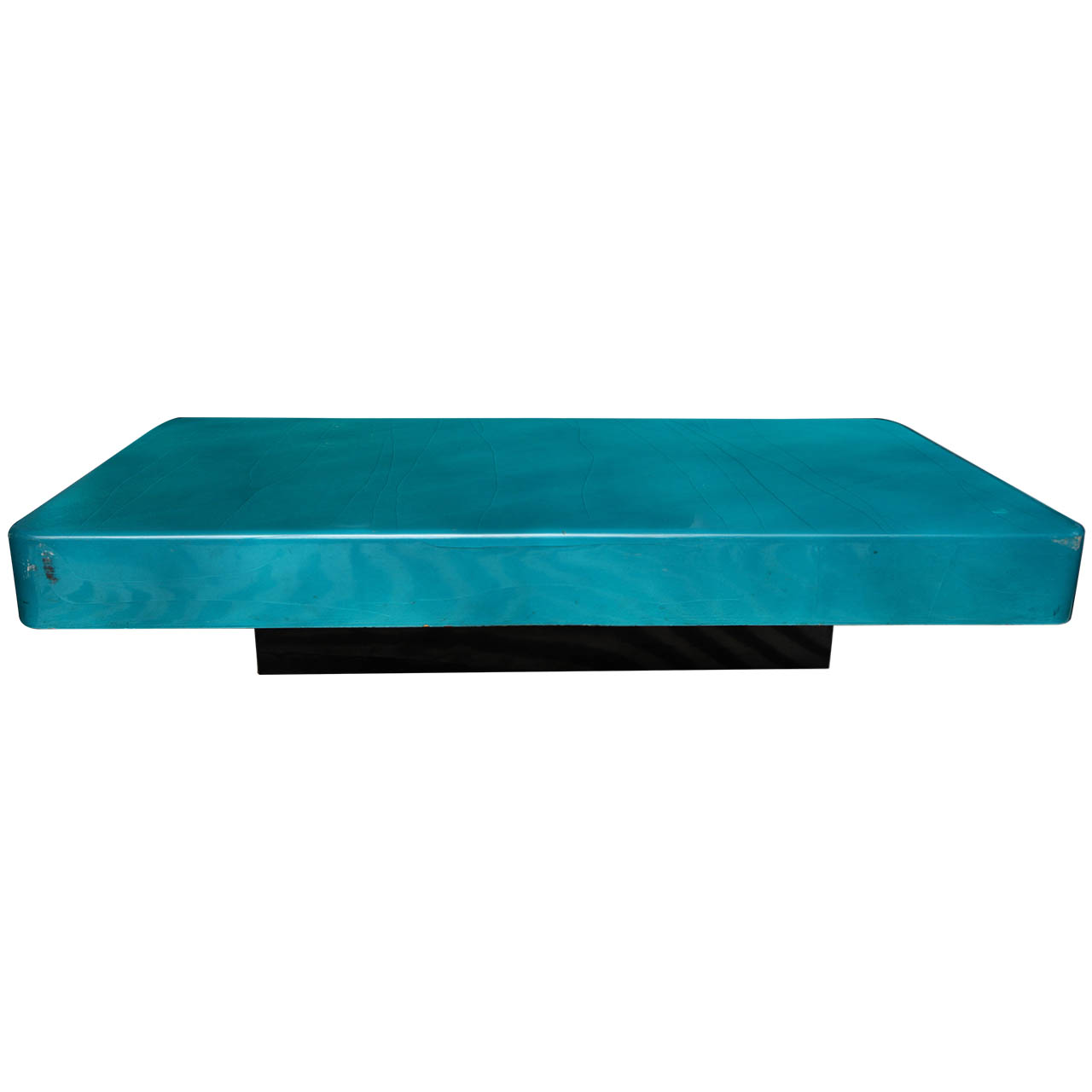 LACQUERED GOATSKIN TABLE 1
