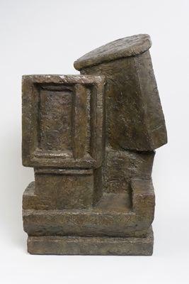 A.Giacometti Cubist sculpture 1926