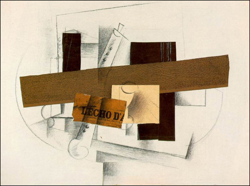 Tenora by Georges Braque