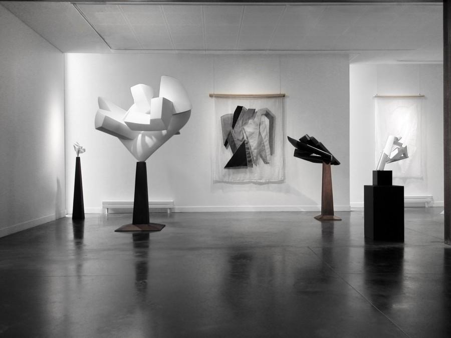 Exposition Centre d'Art de Meudon - Curie