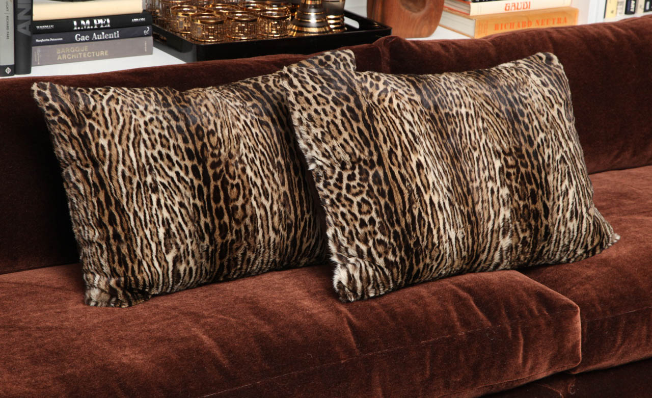 OCELOT PILLOWS