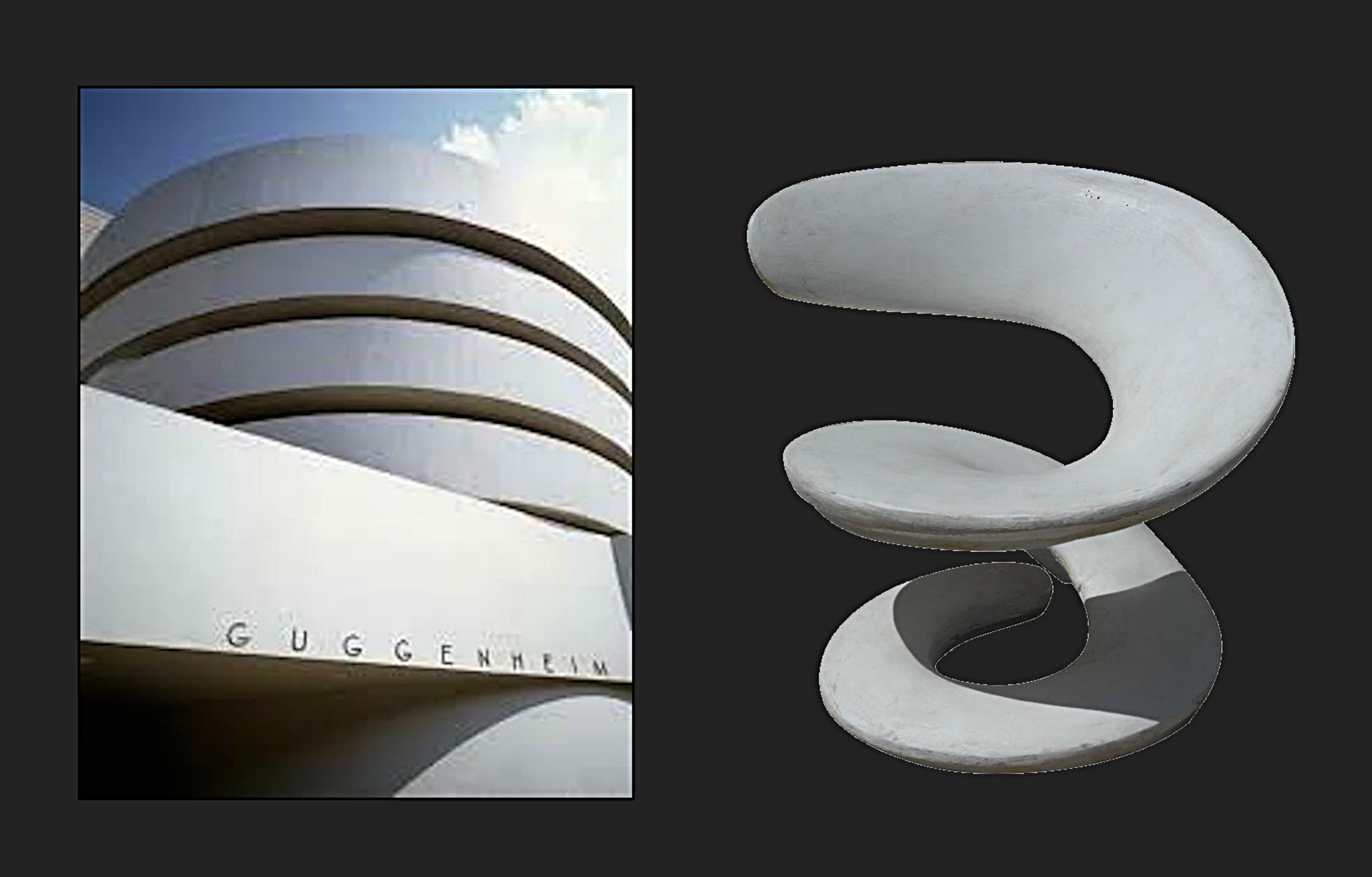 La Spiral Collage