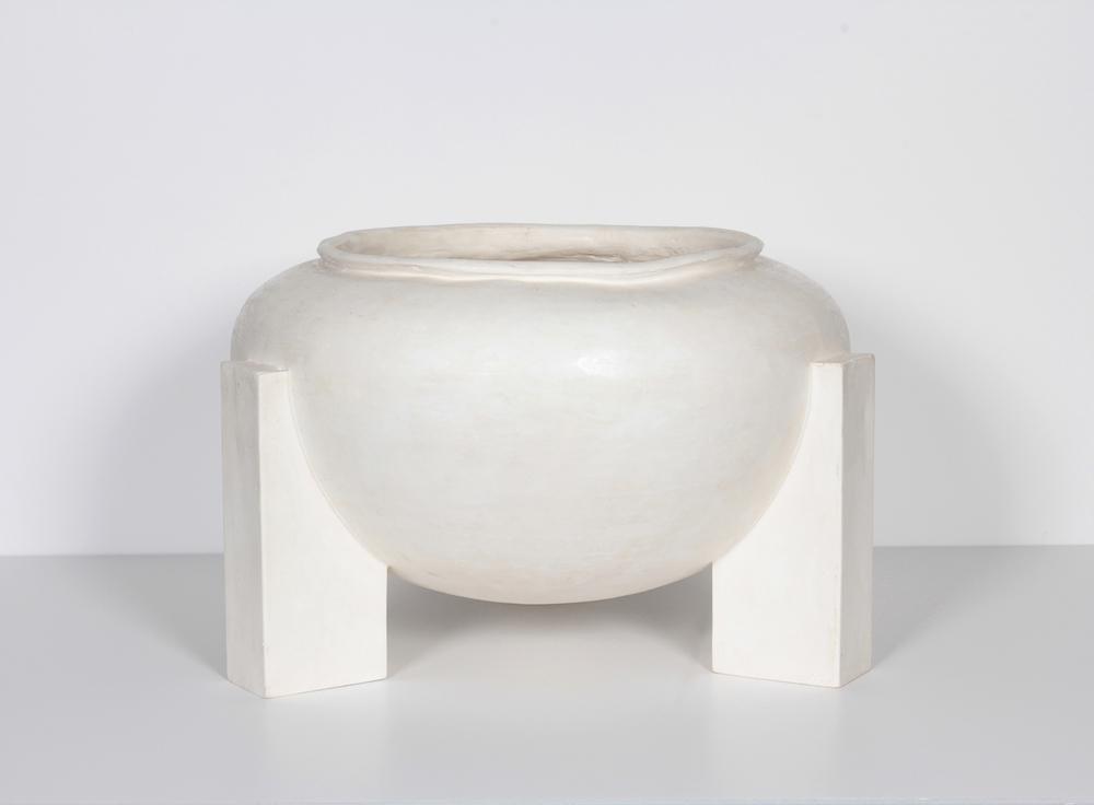 """Cache Pot 17"""" d. x 10"""" h. $3,600"""
