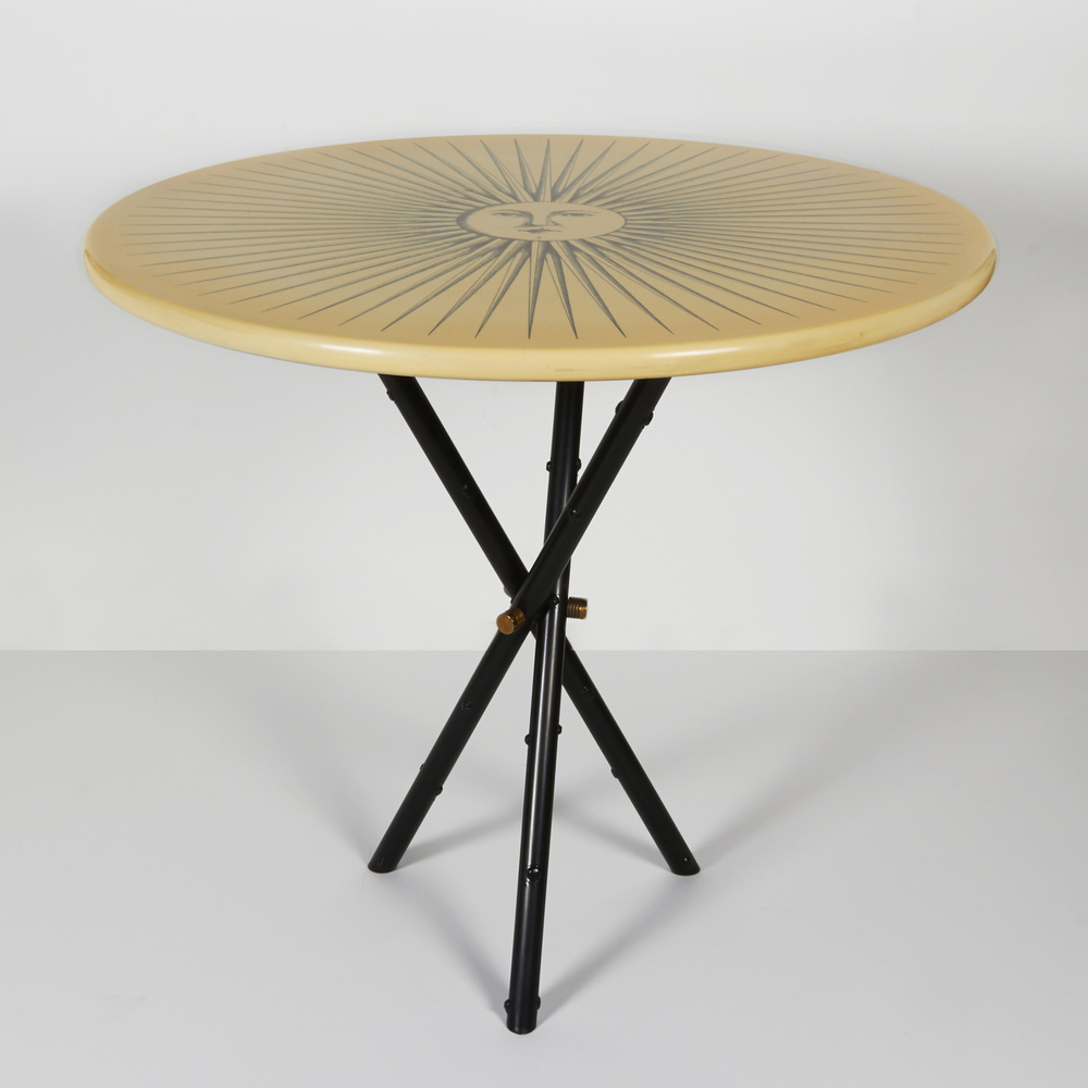 Perfect Fornasetti Side Table