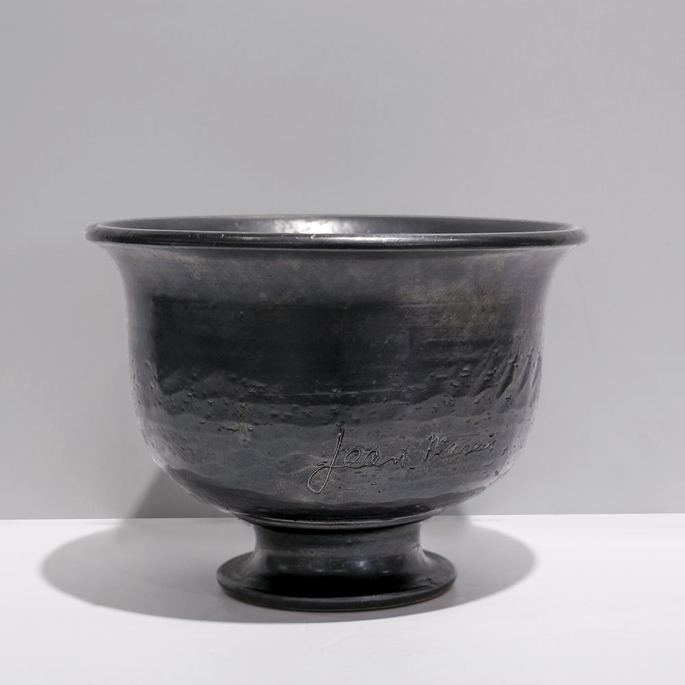 """Jean Marais bowl  10"""" dia. x 9"""" h.   $6,800"""