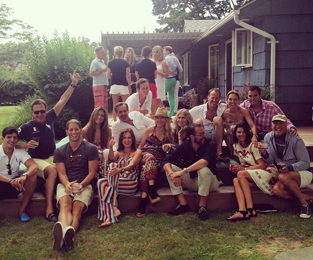 Shelter Island Summers #tbt #goodtimes #goodfriends #summer #love #taco #party #taco #truck #tequila