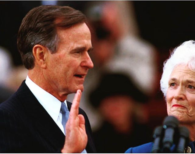LEADER - Republican or Democrat, the role of the President of the United States requires  #decency #integrity #honor #elegance  #respect #world leadership #compassion #legacy #hero #father #husband #President George H.W. Bush  #thank you