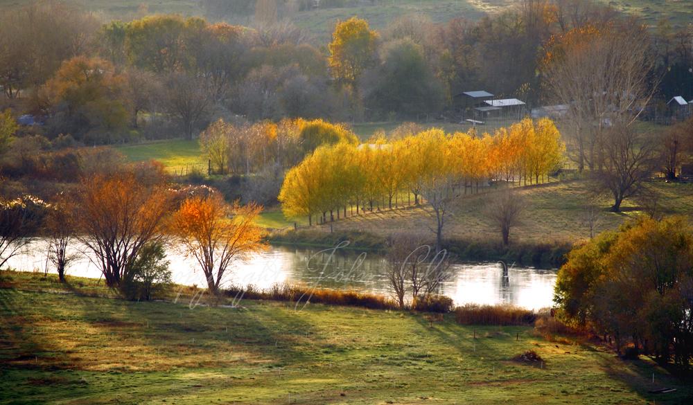 Yakima River Fall