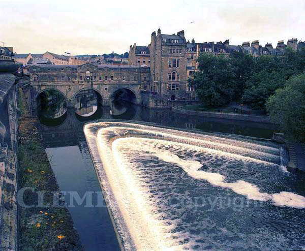 Bath Bridge