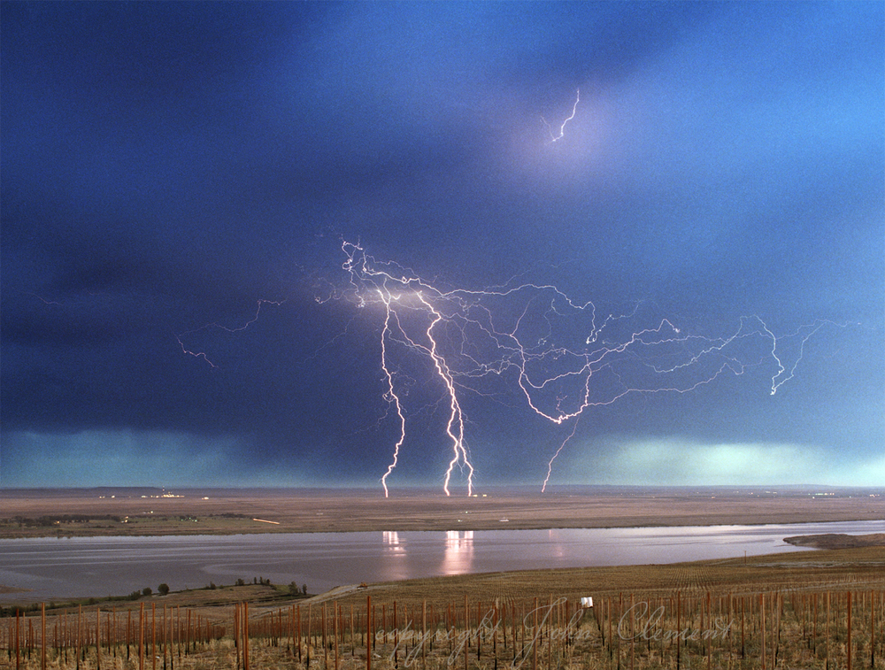 Canoe Ridge Storm