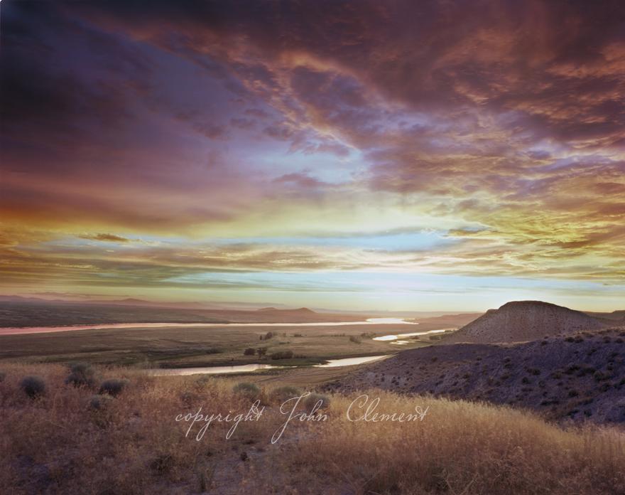 Ringold Sunset