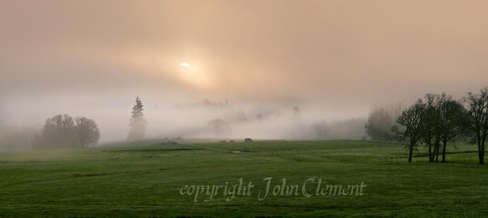 Emerging Light Panorama
