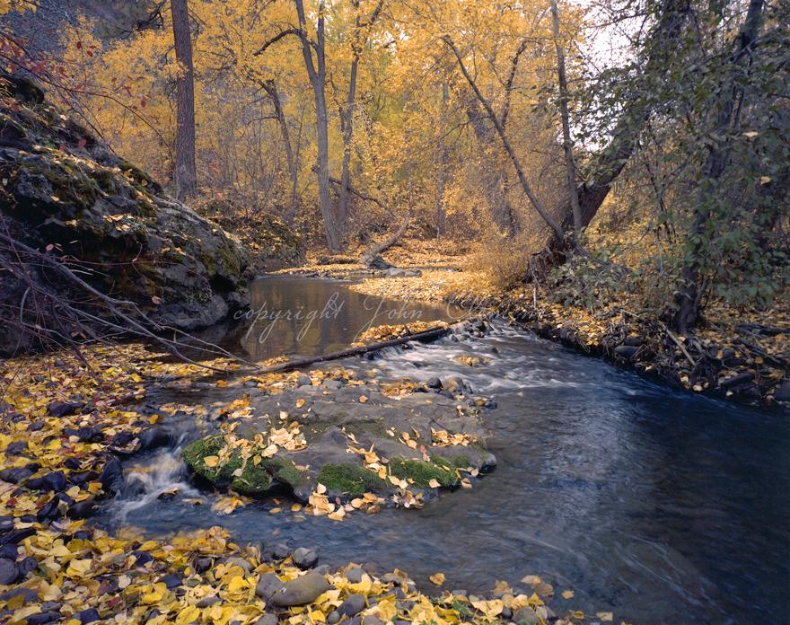Manashtash Creek