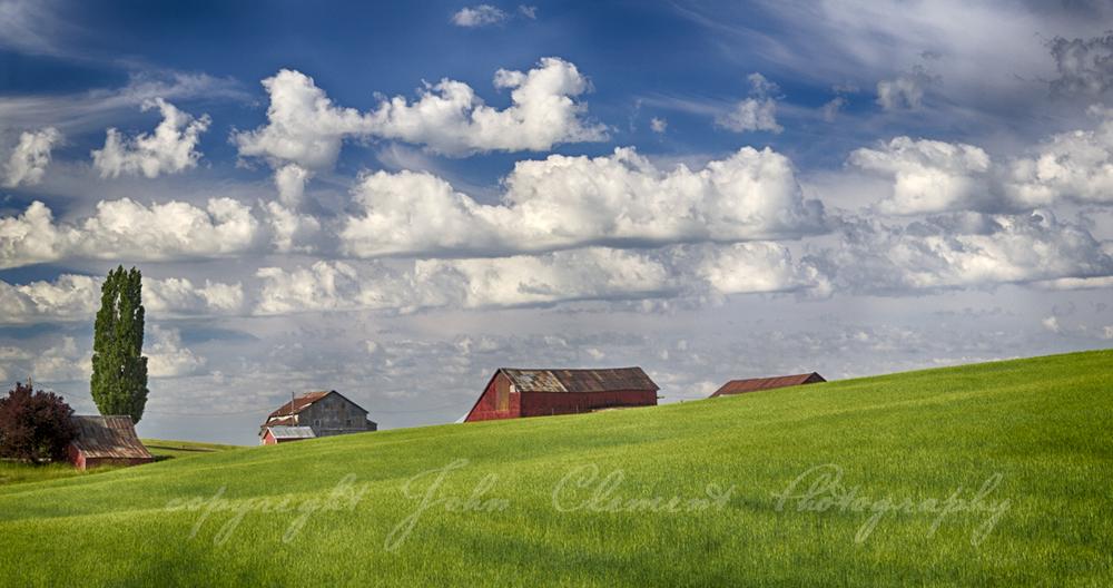 Five Barns