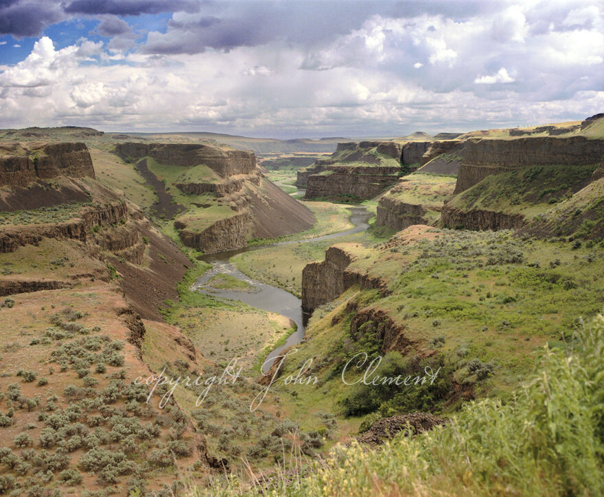 Palouse River Canyon
