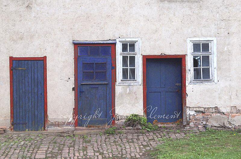 Odd Doors