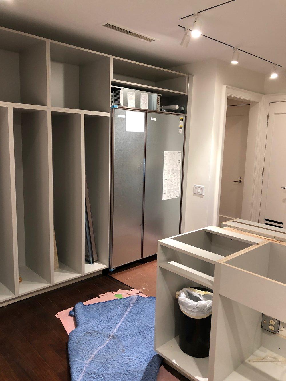 Kitchen Rehab Update