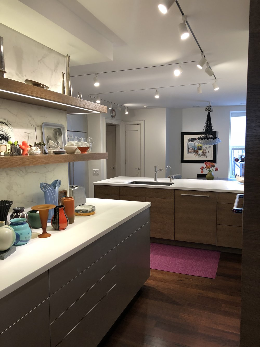 Kitchen After Repairs and Renovations