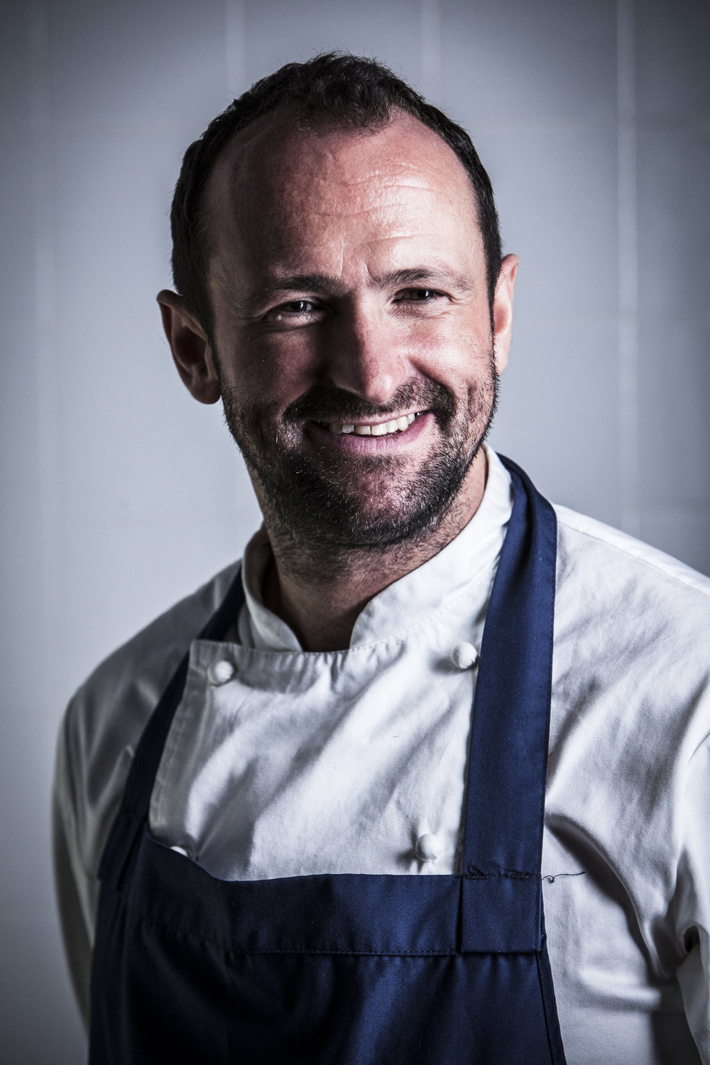 Chef Patron Daniel Smith
