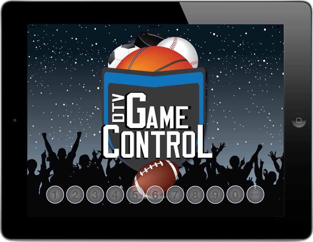 Simply the Best Control System for Bars and Restaurants   Available: Matrix, or Non Matrix, capable of putting a single game on to multiple televisions with one tap of a finger.