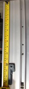 E120 Rail top limit stop