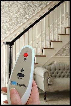 MediTek Stairlift Remote Control.png