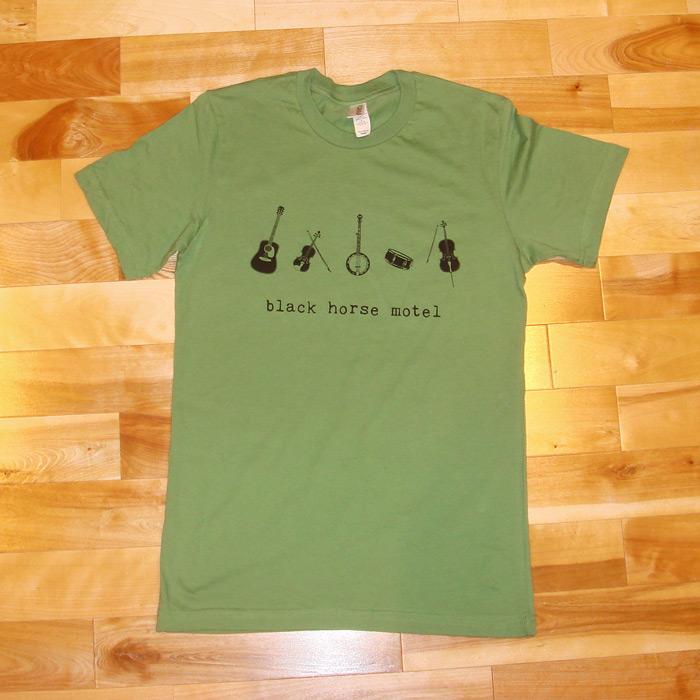 Black Horse Motel T-Shirt