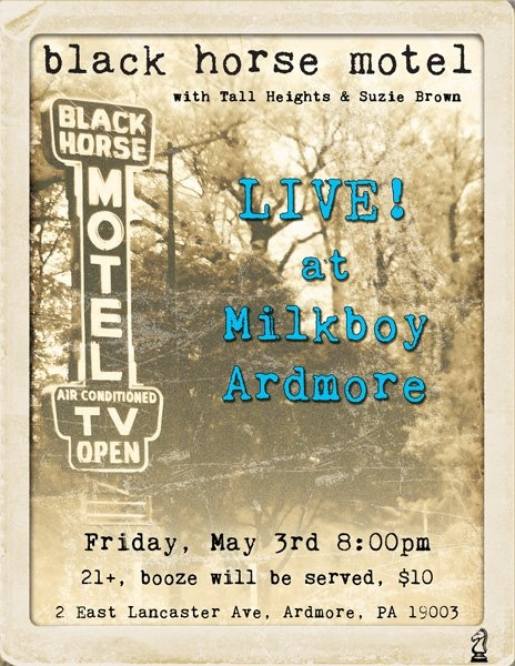 5/3/13 BHM at Milkboy Ardmore