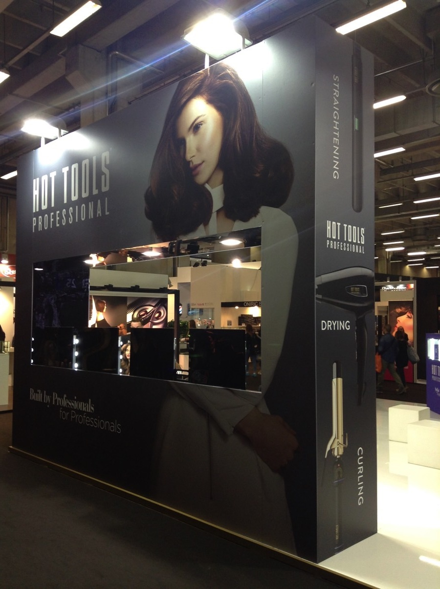 Hair Brand Hottools Proffesional