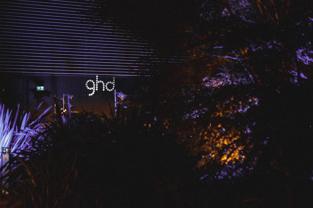 GHD Nocturne Live BTS