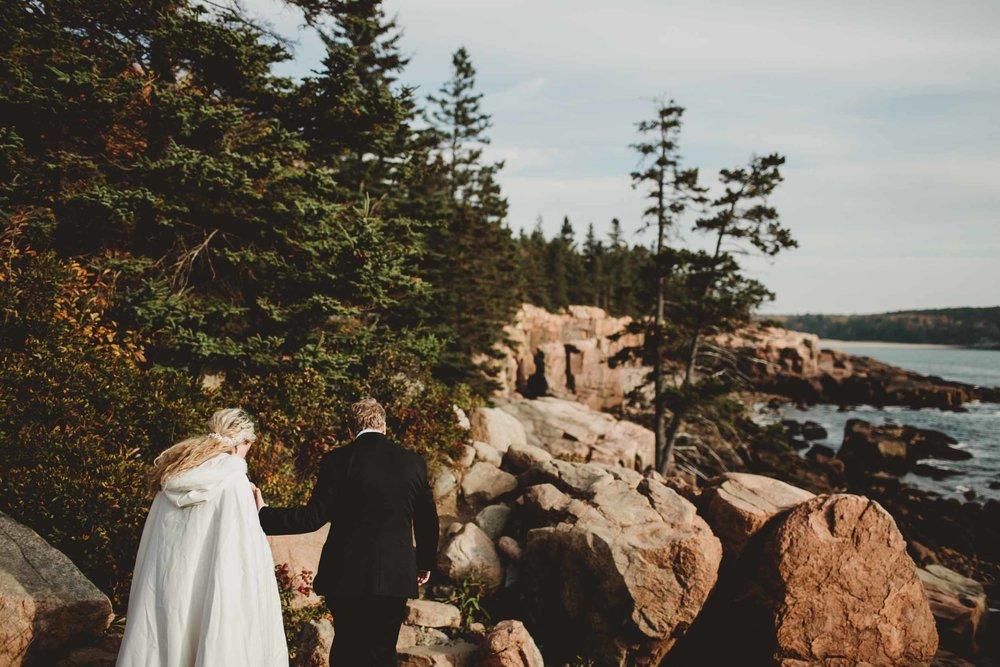 Acadia Elopement