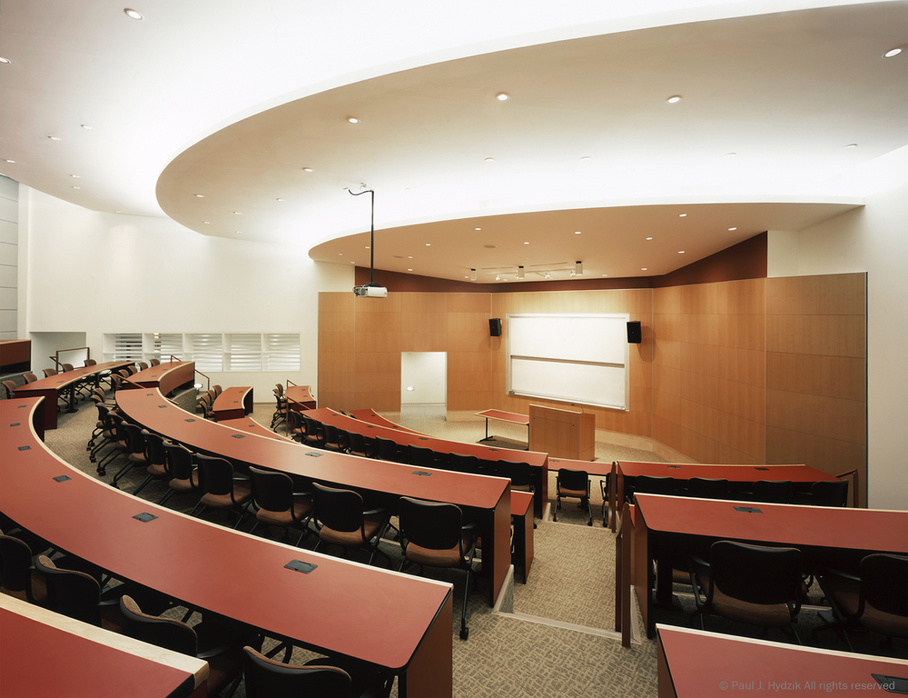 Christopher Center Lecture Hall