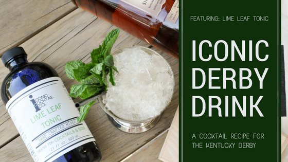Kentucky Derby Mint Julep Cocktail