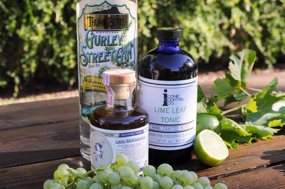 Iconic Lime Leaf Tonic Summer Solstice