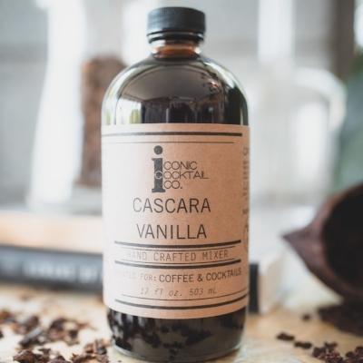 Iconic Cascara Vanilla