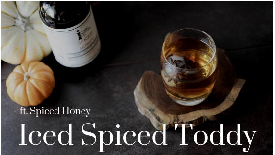 Iced Spiced Toddy