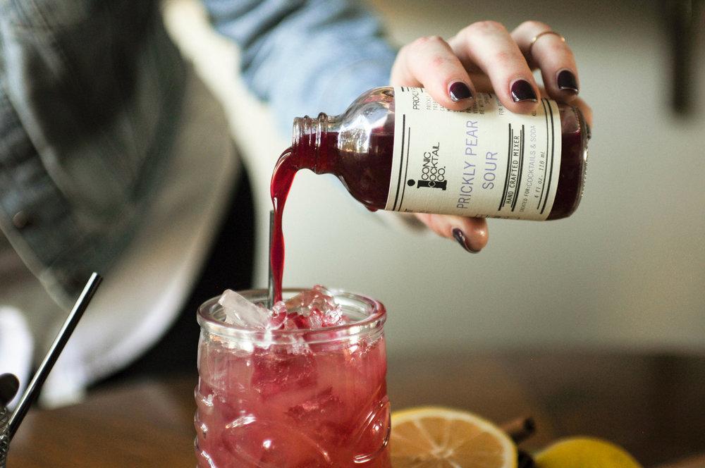 Iconic Cocktail Co Tiki Cocktail