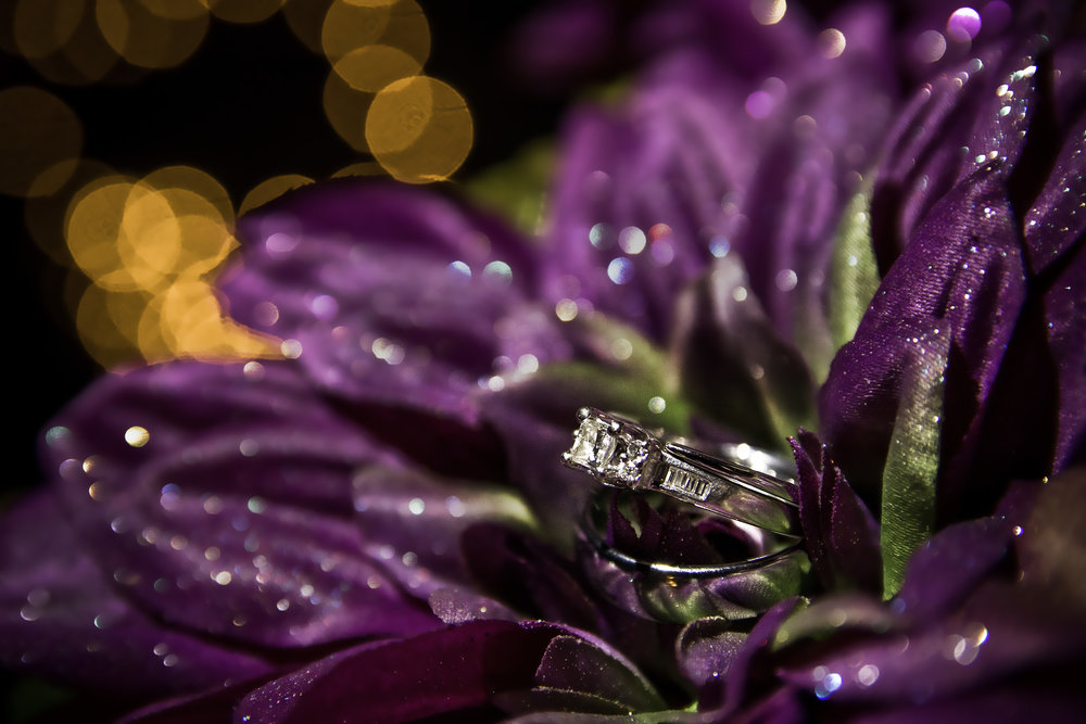 wedding ring photography - Springfield Missouri wedding