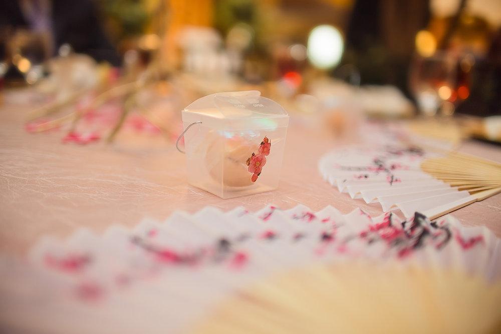 Wedding reception details springfield mo wedding photographers