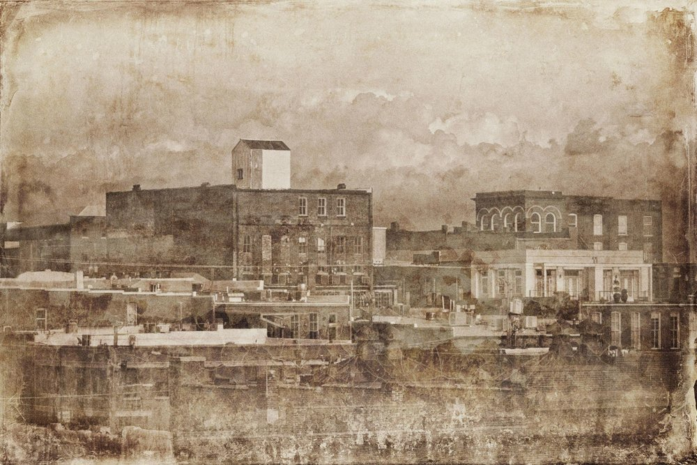 Skyline of Downtown Springfield, Missouri - Available for online purchase in our gallery -  CLICK HERE TO VISIT GALLERY