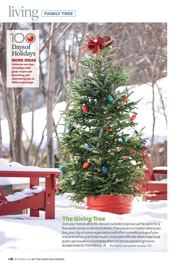 Fantastic Better Homes And Garden Christmas Vignette - Beautiful ...