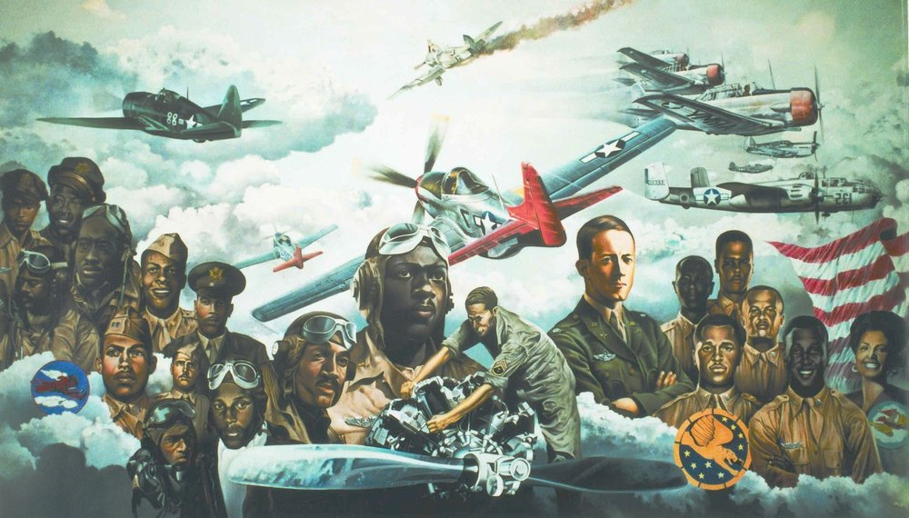 BLACK AMERICANS IN FLIGHT