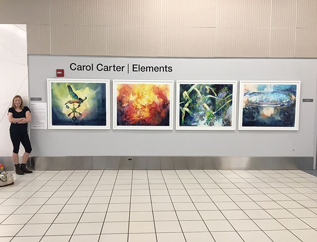 Carol Carter - Elements