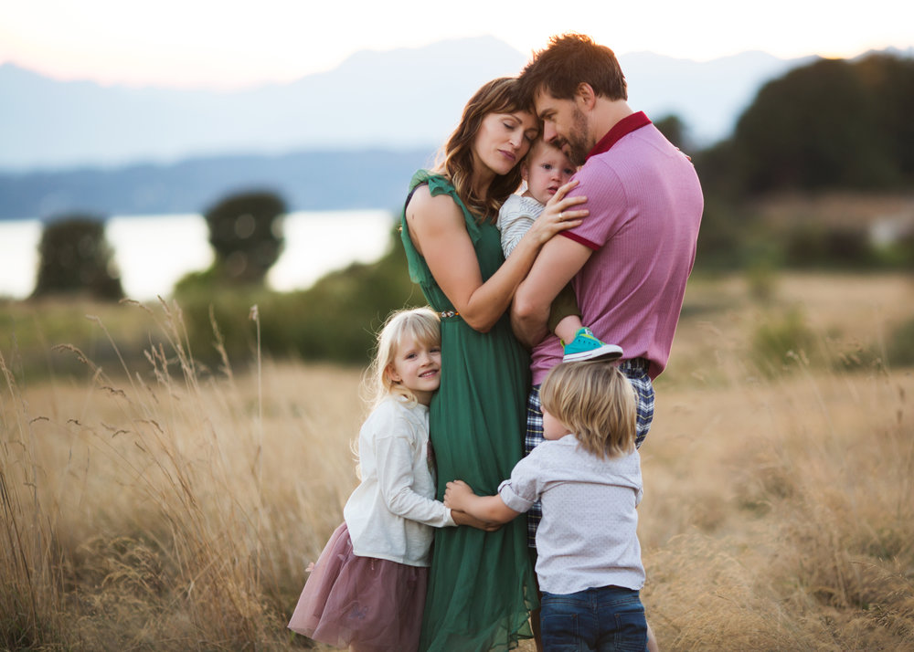Elena S Blair Photography | Seattle Family Photographer