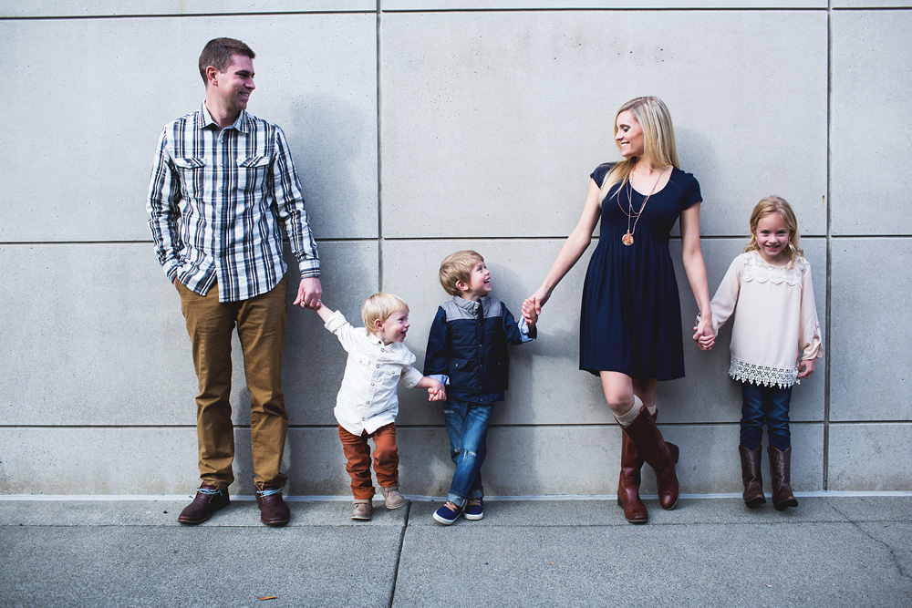 Seattle Family Photography | Seattle Newborn Photographer