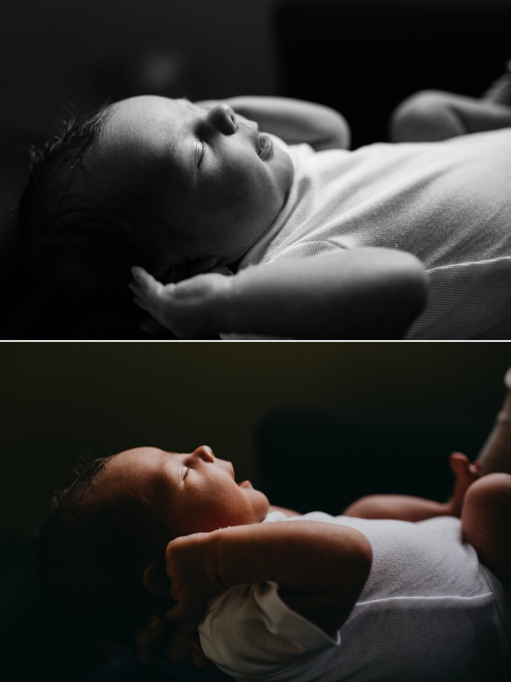 Seattle Unposed Newborn Photographer