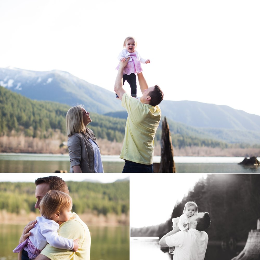 elena s blair seattle baby family photographer outdoors on location