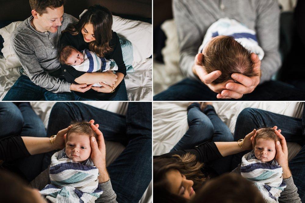 Seattle Newborn Family Photographer
