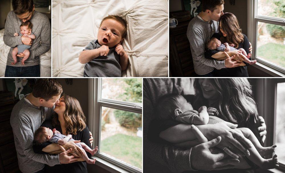 Newborn Baby Photographer Seattle