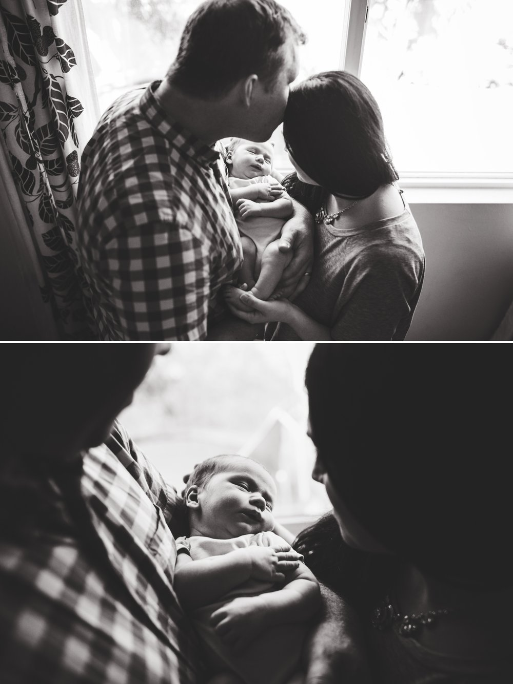 Natural Light Newborn Photographer Seattle